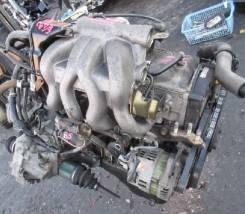 Двигатель. Mazda Demio, DW5W Двигатели: B5ME, B5E, B5
