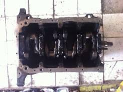 Блок цилиндров. Mitsubishi Lancer, CK2A Двигатель 4G15