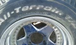 BFGoodrich All-Terrain T/A. Всесезонные, 2012 год, износ: 5%, 1 шт