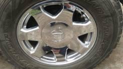 """Колпак литого диска Cadillac Escalade 02-05 г. в. Диаметр 17"""", 1 шт."""