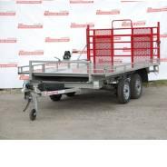 Курганские прицепы. Г/п: 400 кг., масса: 350,00кг.