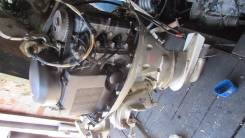 Honda. 25,00л.с., 4х тактный, бензин, нога L (508 мм), Год: 2000 год