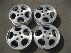 Japan wheels. 4.5x14, 4x100.00, ET45