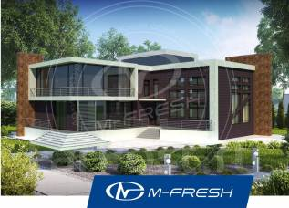 M-fresh Harley Dav!dson. более 500 кв. м., 2 этажа, 8 комнат, бетон