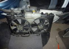 Радиатор охлаждения двигателя. Mazda Atenza, GY3W Двигатели: L3VDT, L3VE