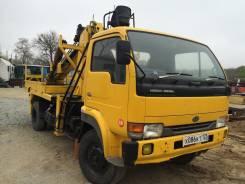 Nissan Diesel UD. Продам буровую, 7 000 куб. см., 2 000 кг.