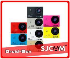SJCAM SJ5000x Elite. 10 - 14.9 Мп, с объективом