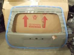 Дверь багажника. Suzuki Ignis