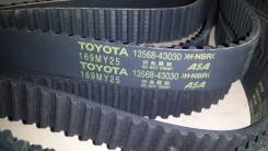 Ремень ГРМ. Toyota Cressida, MX72, MX63, MX73, MX62 Toyota Crown, MS123, MS125 Toyota Celica, MA61 Toyota Soarer, MZ12, MZ11 Двигатели: 5MGE, 5MGEU, 6...