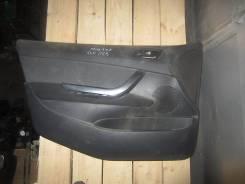 Обшивка двери. Peugeot 308