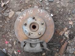 Ступица. Toyota Nadia, SXN10 Двигатели: 3SFSE, 3SFE