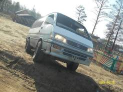 Фара. Toyota Hiace, LH112, LH125 Toyota Regius Ace, RZH101, RZH111, RZH133, LH110, LH120, LH115, RZH124, LH123, KZH106, RZH112, LH113, RZH122, RZH100...