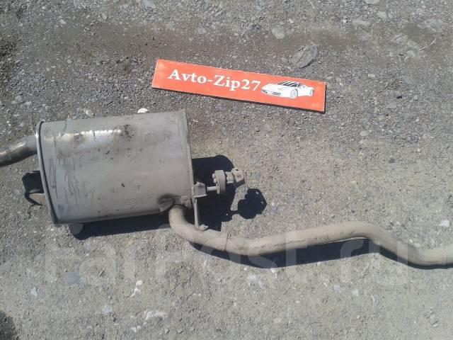 Глушитель. Toyota Corona Premio, ST215 Двигатель 3SFE