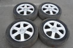 Продам комплект колес, возможна отправка. 6.5x17 5x114.30 ET45 ЦО 65,0мм.