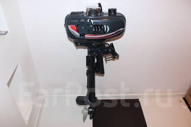 Hangkai. 3,00л.с., 2-тактный, бензиновый, нога S (381 мм), Год: 2017 год