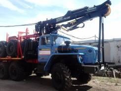 Урал 55571. Лесовозы -70 с гидроманипулятором. В наличии. Цена, 9 500 куб. см., 12 000 кг.