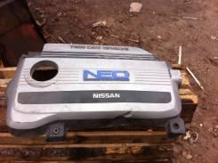 Защита двигателя пластиковая. Nissan Almera Nissan Sunny Nissan Bluebird