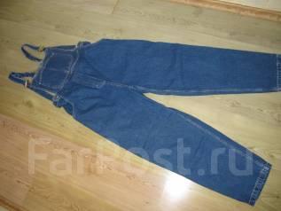 Комбинезоны джинсовые. 46, 48