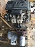 Двигатель в сборе. Mazda Familia S-Wagon, BJFW Двигатель FSZE