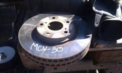 Диск тормозной. Lexus ES300, MCV30