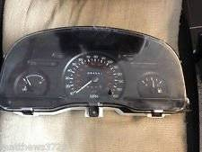 Панель приборов. Ford Transit
