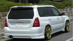 Спойлер. Subaru Forester, SG5