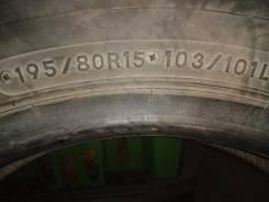Шина. Всесезонные, 2002 год, без износа, 1 шт
