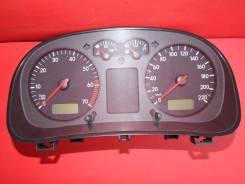 Панель приборов. Volkswagen Golf Volkswagen Bora Двигатели: ABS ADZ, ABD AEX, ABF, ABV, ABD