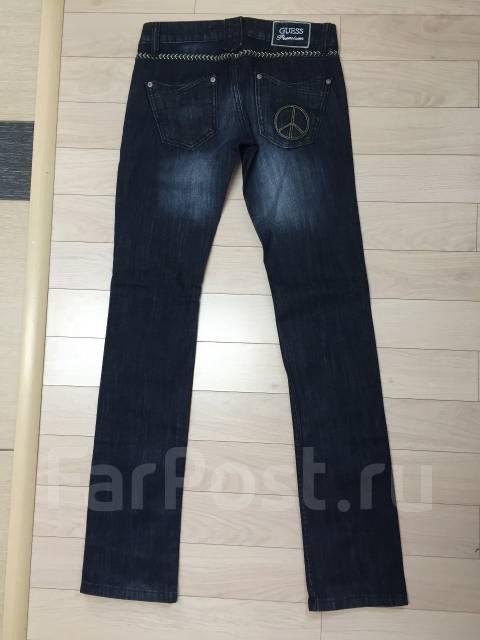 Джинсы Guess новые на 25-26 размер - Основная одежда во Владивостоке e52933dd0eb04