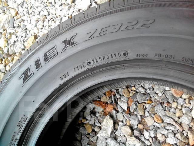 Falken Ziex ZE-322. Летние, 2010 год, износ: 5%, 1 шт
