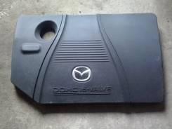 Крышка двигателя. Mazda Axela, BK3P, BK5P, BKEP Mazda Mazda3 Двигатели: LFVDS, L3VDT, LFVE, LFDE, L3VE