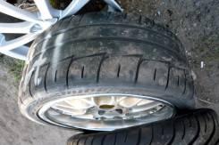 Bridgestone Potenza RE-11. Летние, износ: 30%, 2 шт