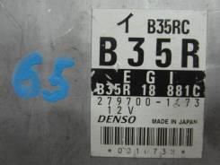 Блок управления двс. Mazda Ford Festiva Mini Wagon, DW5WF, DW3WF Mazda Demio, DW3W, DW5W Двигатели: B3E, B3ME