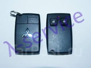 Ключ зажигания. Mitsubishi Outlander