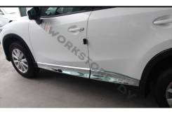 Накладка на дверь. Mazda CX-5