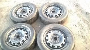 Колеса шины диски. 5.5x14 5x100.00 ET-50 ЦО 60,0мм.