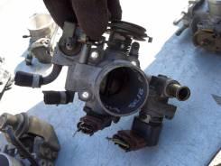 Заслонка дроссельная. Nissan Bluebird, EU14 Двигатель SR18DE