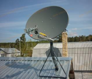 Спутниковый интернет VSAT, WiFi, ТВ, Приморский край. Под заказ