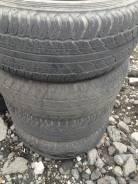Dunlop Grandtrek AT20. Всесезонные, 2008 год, износ: 50%, 4 шт