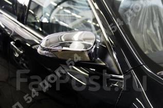 Накладка на зеркало. Toyota Camry. Под заказ