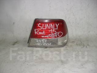 Стоп-сигнал. Nissan Sunny, FB15