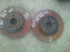 Диск тормозной. Subaru Legacy, BL, BL5, BP, BP5