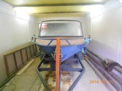 Южанка. Год: 1980 год, длина 4,20м., двигатель стационарный, бензин