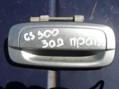 Ручка двери внешняя. Lexus GS300