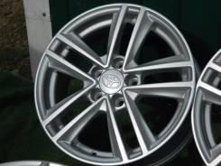Toyota. 6.5x16, 5x100.00, ET43, ЦО 57,1мм.