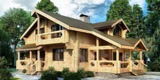 Строим и проектируем дома, бани из оцилиндрованного бревна проф бруса