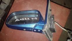 Зеркало заднего вида боковое. Nissan Almera, N15 Двигатели: GA14DE, CD20, GA16DE