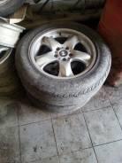 Продам комплект оригинальных колес на X3/X5/X6. 8.5x18 5x120.00 ET48