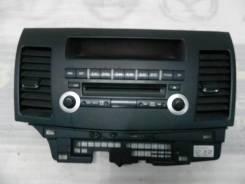 Лицевая панель магнитолы Mitsubishi Lancer X