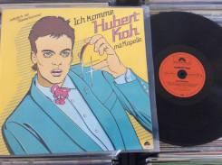 NDW! Хьюберт Ка / Hubert Kah - Ich Komme - DE CLUB LP 1982